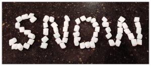 Snow Day Activities Marshmallows