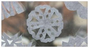 Snow Day Activity Paper Snowflakes