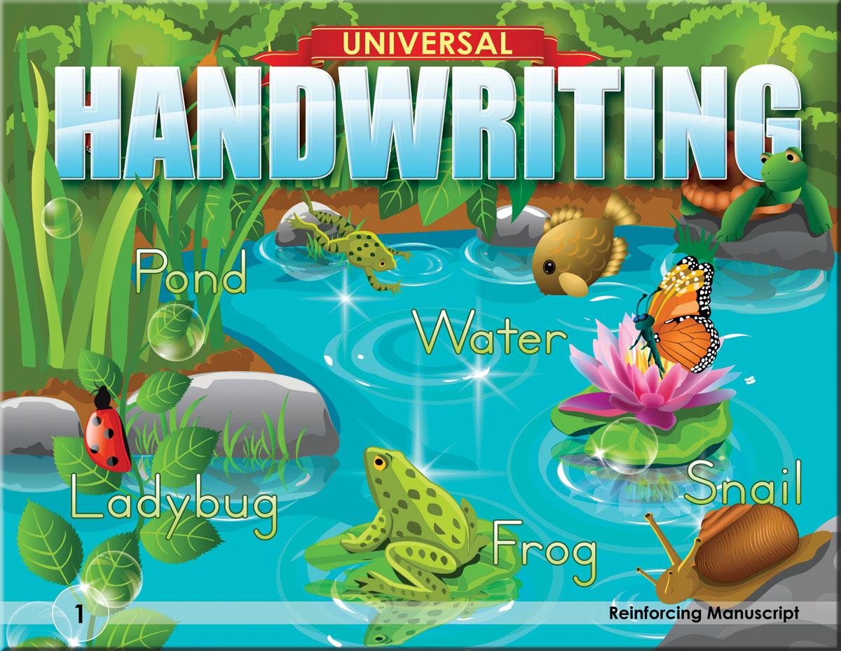 Universal Handwriting Grade 1