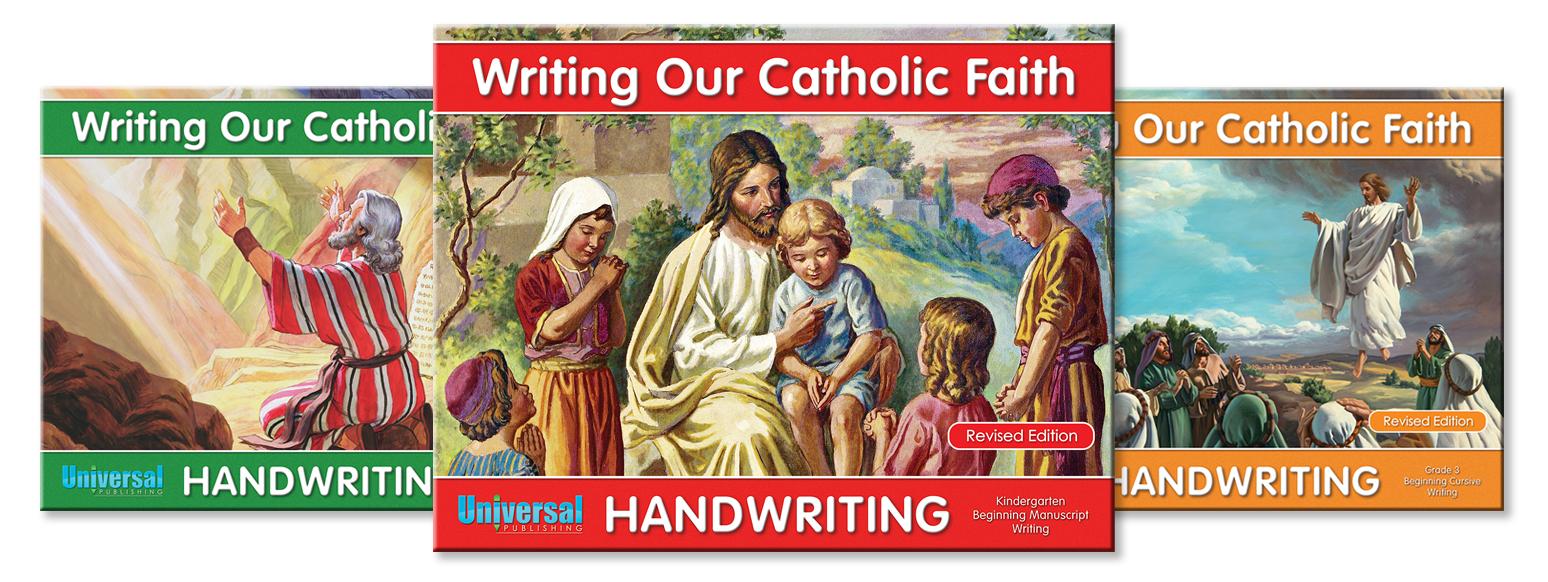 Writing Our Catholic Faith Samples