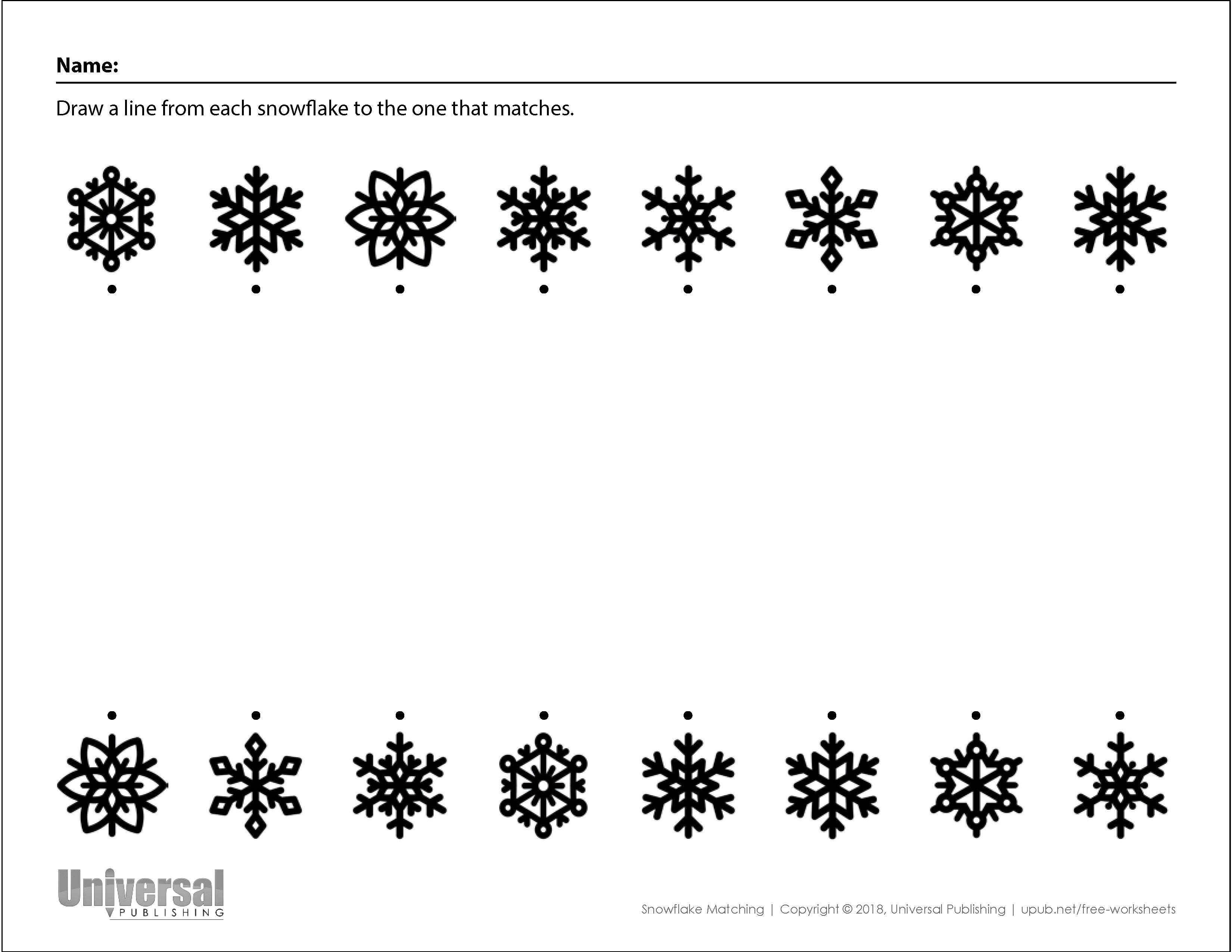Snowflake Matching