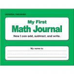 My First Math Journal