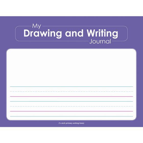 My Drawing & Writing Journal
