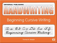 Original Handwriting: Beginning Cursive Writing