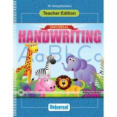 Pre-K Teacher Edition