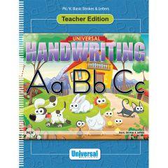Pre-K/K Teacher Edition