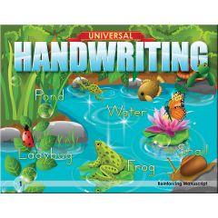 Universal Handwriting - Grade 1