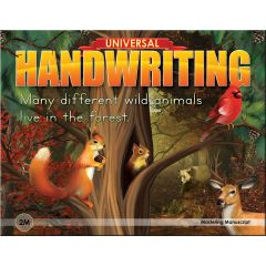 Universal Handwriting - Grade 2M