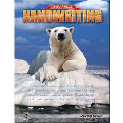 Universal Handwriting: Mastering Cursive