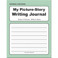 Picture-Story Writing Journal