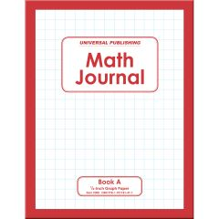 Math Journal - Book A