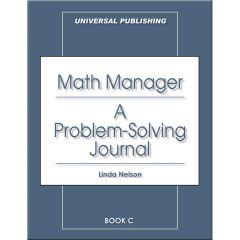 Math Manager: A Problem-Solving Journal