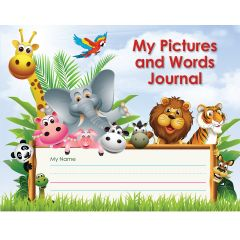 My Pictures and Words Journal