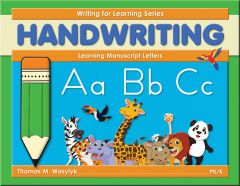 Writing for Learning: Learning Manuscript Letters