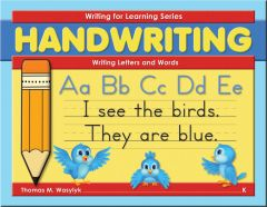 Writing for Learning: Writing Letters and Words
