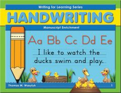 Writing for Learning: Manuscript Enrichment