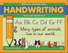 Writing for Learning: Manuscript Maintenance