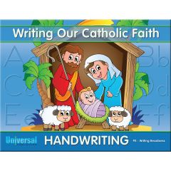 Writing Our Catholic Faith - Pre-K Writing Readiness