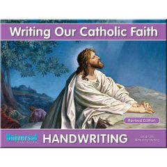 Handwriting - Writing Our Catholic Faith - Grade 2M