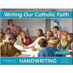 Handwriting - Writing Our Catholic Faith - Grade 2MC