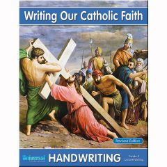 Handwriting - Writing Our Catholic Faith - Grade 4