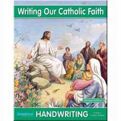 Handwriting - Writing Our Catholic Faith - Grade 5