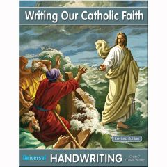 Handwriting - Writing Our Catholic Faith - Grade 7