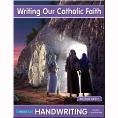 Handwriting-Writing Our Catholic Faith - Grade 8