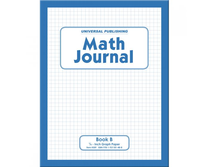 Math Journal Book B