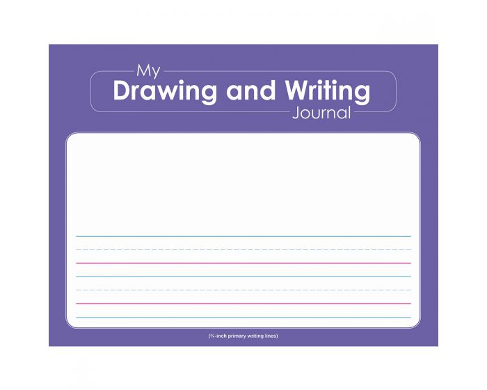 My Drawing & Writing Journal