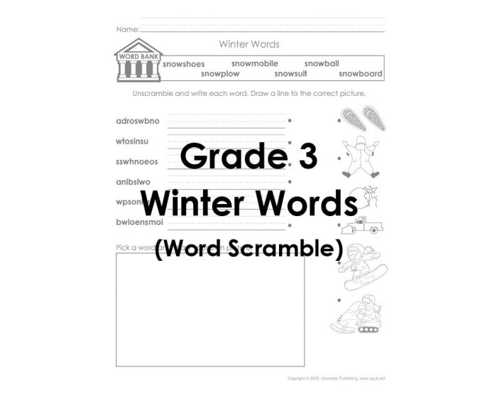 Winter Words for Web 3