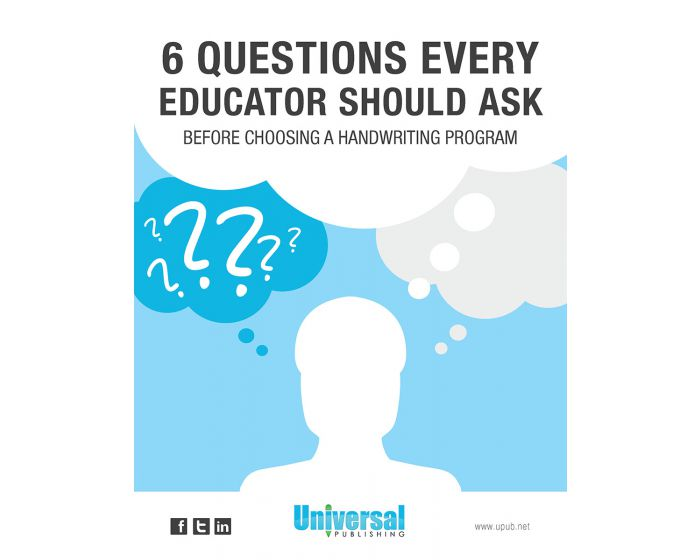 6 Questions Every Educator Should Ask