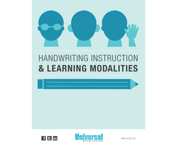 Handwriting Instruction & Learning Modalities