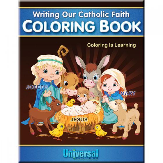 Catholic Coloring Book (51-9)