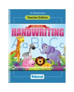 Universal Handwriting: Writing Readiness Teacher Edition
