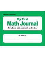 My First Math Journal