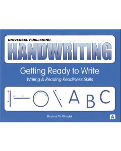 Original Handwriting: Get Ready to Write