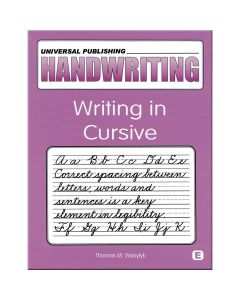 Original Handwriting: Writing in Cursive