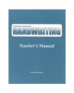 Teacher's Manual for Original Series