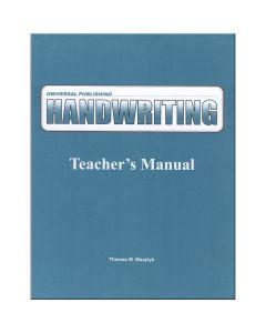 Teacher's Manual for Original Series