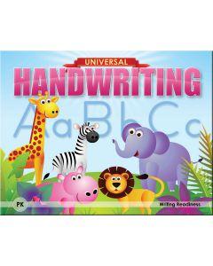 Universal Handwriting - Grade Pre-K