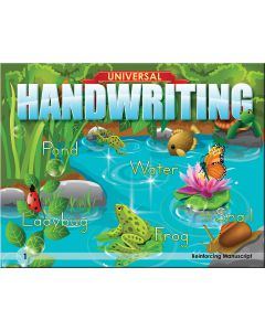 Universal Handwriting - Grade 1