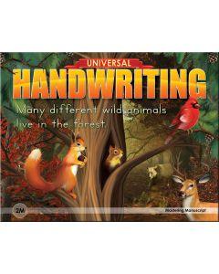 Universal Handwriting - Grade 2M