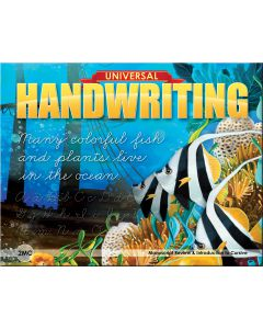 Universal Handwriting - Grade 2MC