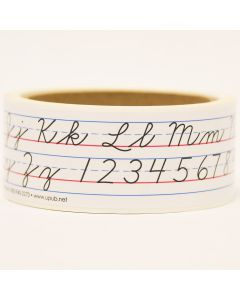 Universal Handwriting - Cursive Desk Strips