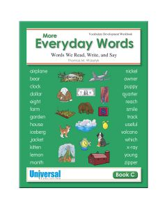 Everyday Words - Book C