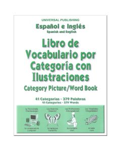 Category Picture/Word Book