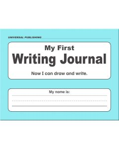 My 1st Writing Journal