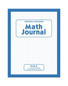 Math Journal - Book B