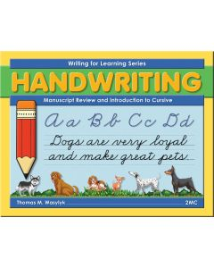 Writing for Learning: Manuscript Review and Introduction to Cursive
